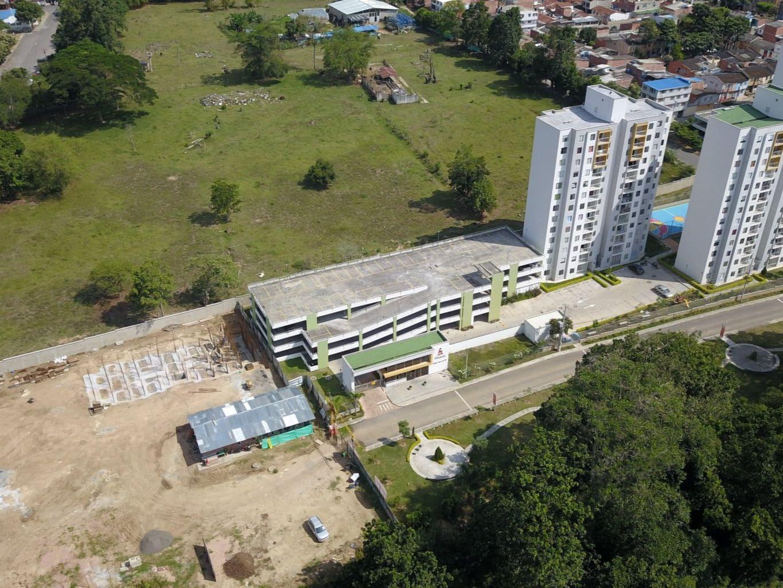 Avance de obra Guayacán Entre Parques Girón
