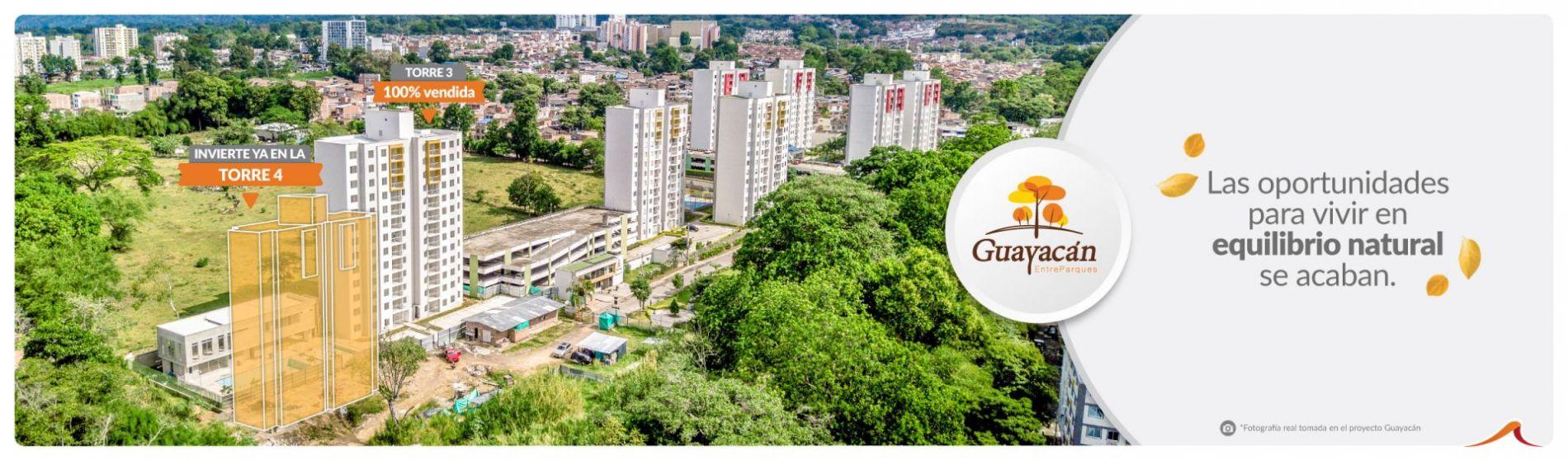 Guayacán - Apartamentos en Piedecuesta