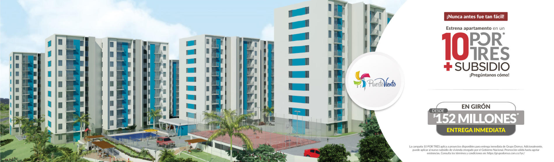 G-Domus-apartamentos-subsidio-gobierno-entrega-inmediata-giron-puertoviento