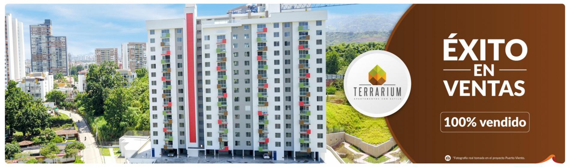 Terrarium - Éxito en ventas - Constructora Grupo Domus