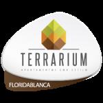 Logo Terrarium proyecto en Floridablanca Santander