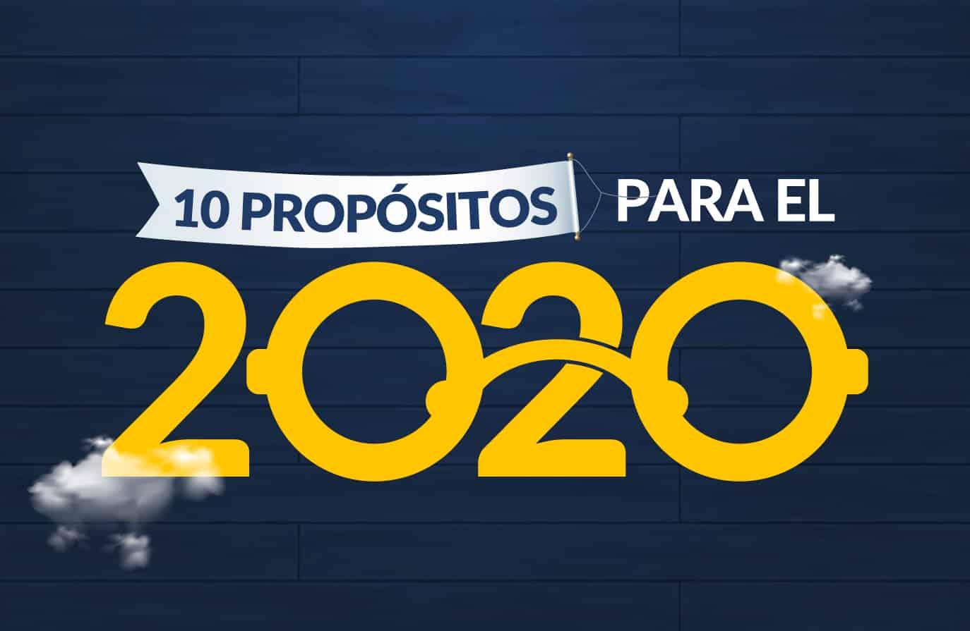 Propósitos para el 2020