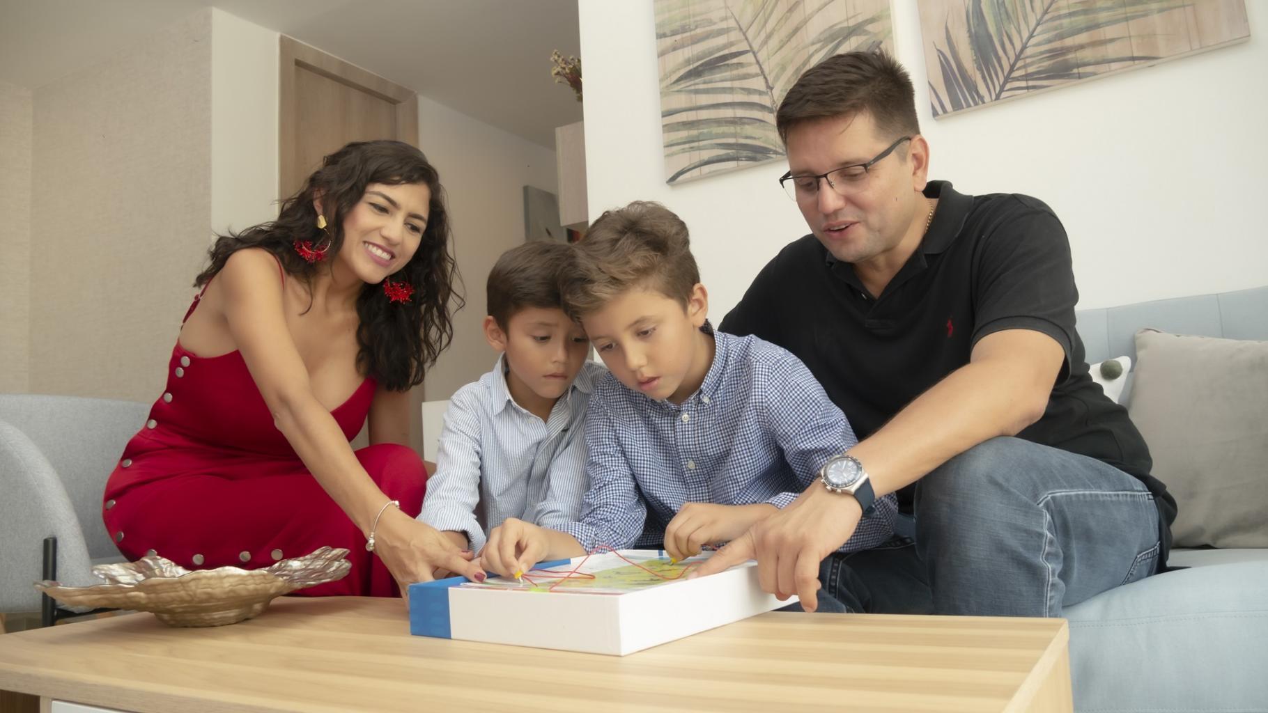 actividades para mejorar la convivencia en familia