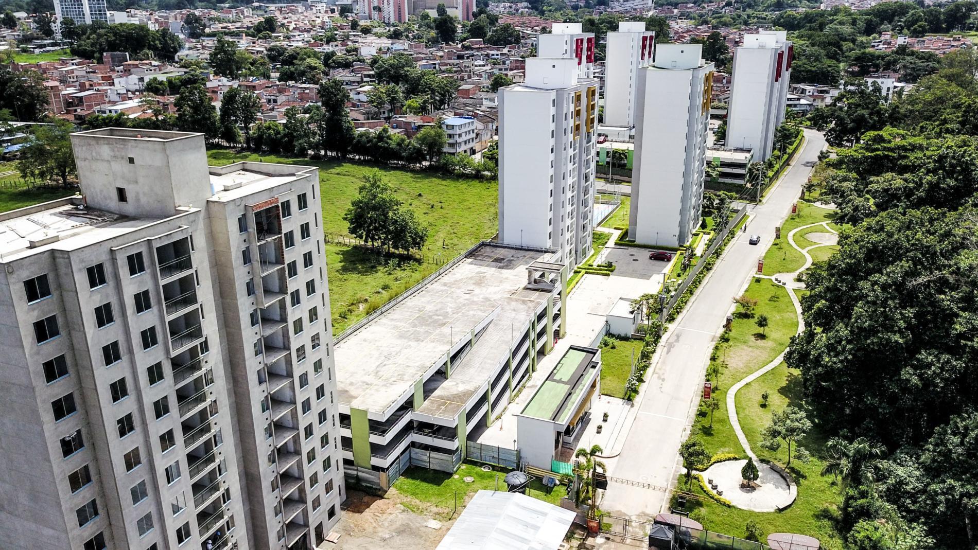Apartamento en Piedecuesta Guyacán Entreparques - Constructora Grupo Domus