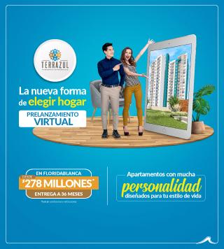 Terrazul - apartamentos en Floridablanca - Grupo Domus