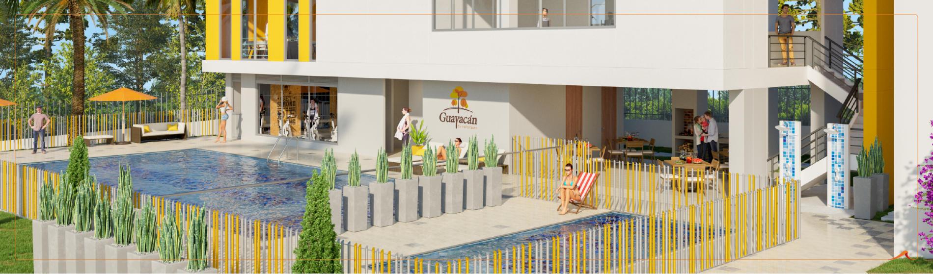 Guayacán apartamentos en Piedecuesta - Constructora Grupo Domus