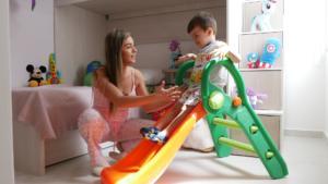 apartamento con habitaciones infantiles - Terrazul proyecto de vivienda en Floridablanca - Grupo Domus