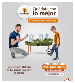 Guayacán EntreParques apartamento en Piedecuesta - Constructora Grupo Domus