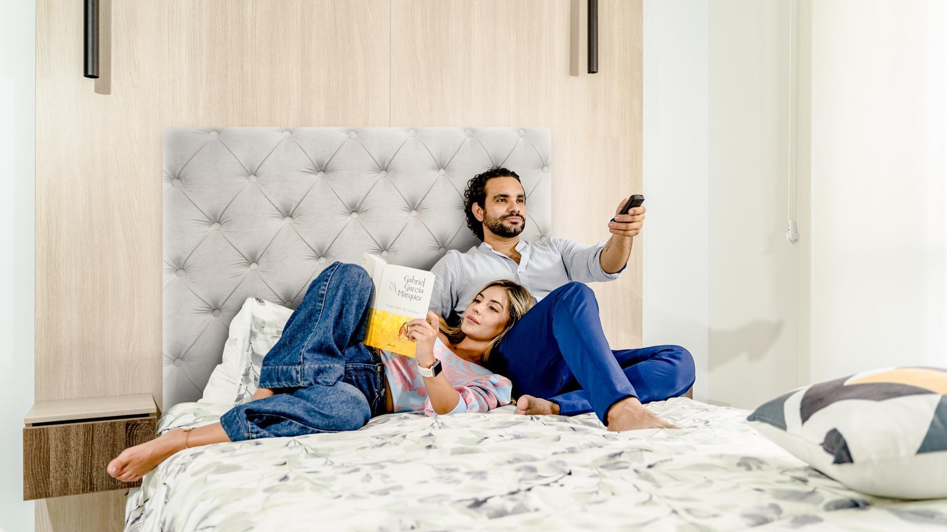 Habitación tipo suite en tu apartamento