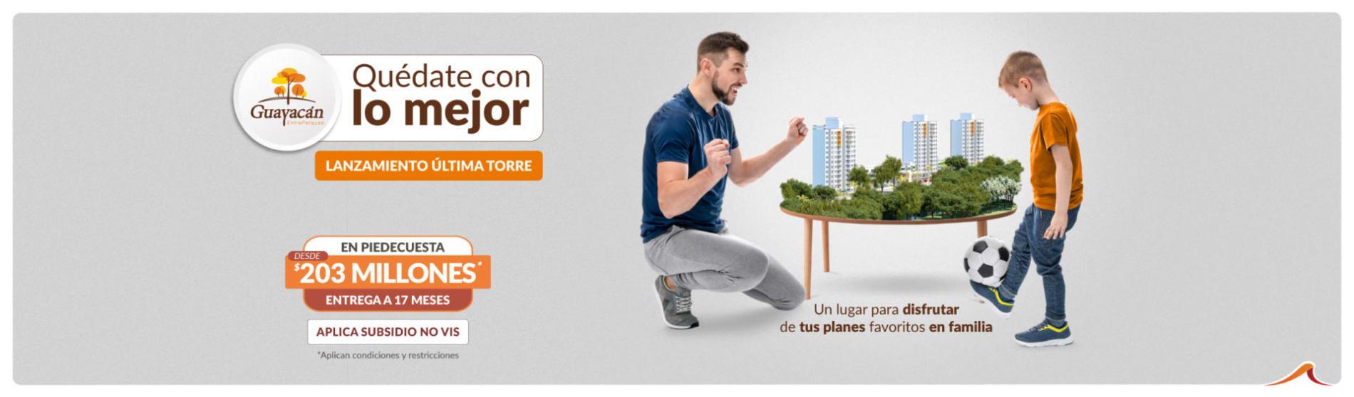 Apartamentos sobre plano en Piedecuesta Santander
